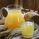 Un pahar de borș pe zi tratează toate bolile de ficat și de plămâni, hipertensiunea și anemia
